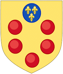 Medici crest