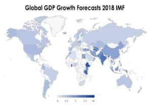 Global GDP Growth 2018