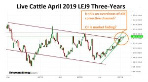 Live Cattle Three Years 08-02-19