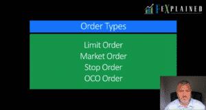 Order Types - Main Image