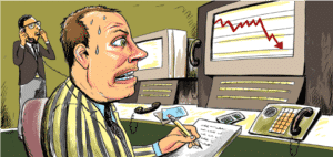 Forex Trading Cartoon
