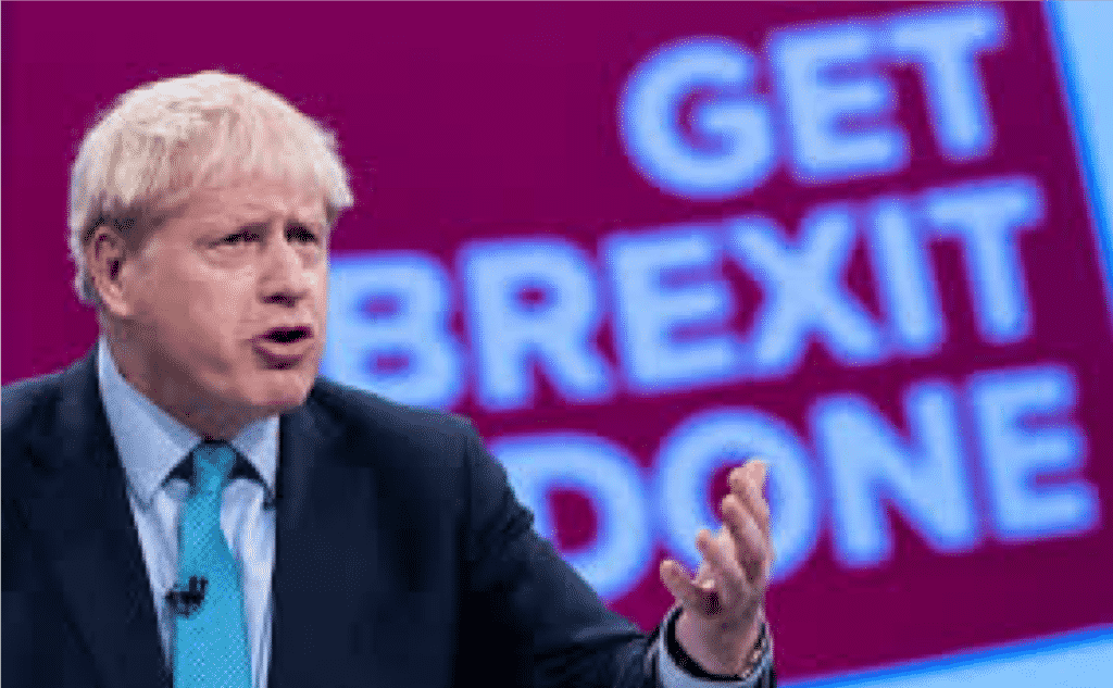 Brexit Boris Johnston