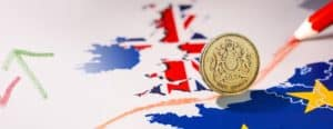 UK and Pound Coin