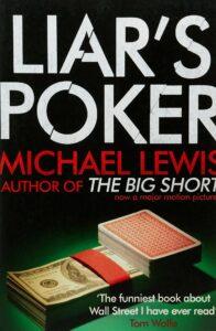7. Liar's Poker, Michael Lewis