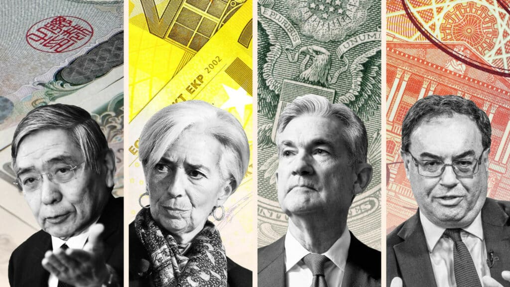 central banks and government economic measures