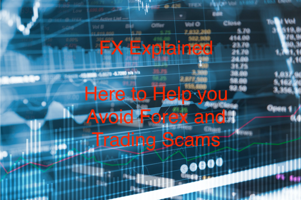 avoid forex trading scams