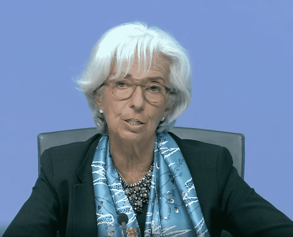ECB's Lagarde Goes Big, Adds EUR600bln To PEPP Image