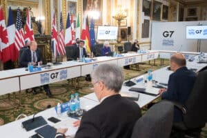 G7 corporate tax