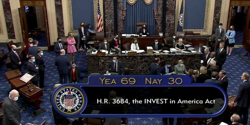 senate infra bill